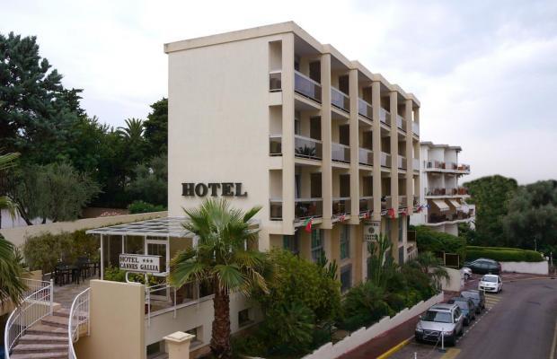 фото отеля Cannes Gallia изображение №1