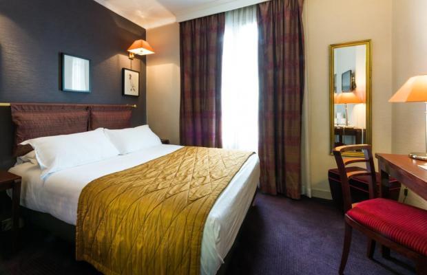 фото отеля Pavillon Monceau изображение №17