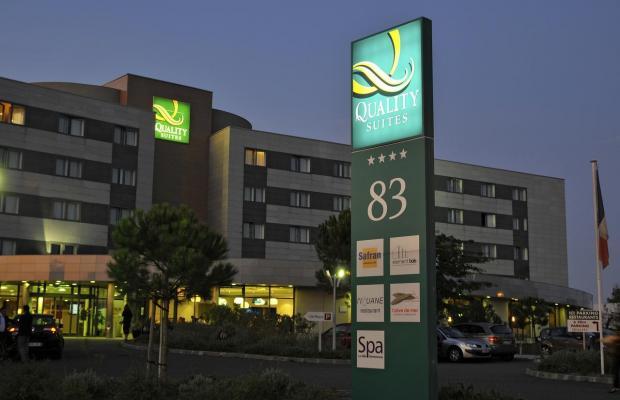 фотографии отеля Quality Suites Bordeau изображение №15
