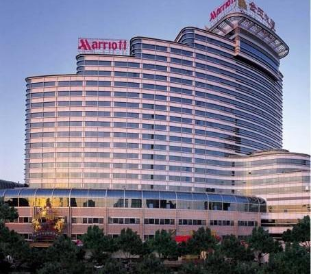 фото отеля Beijing Marriott Hotel West изображение №1