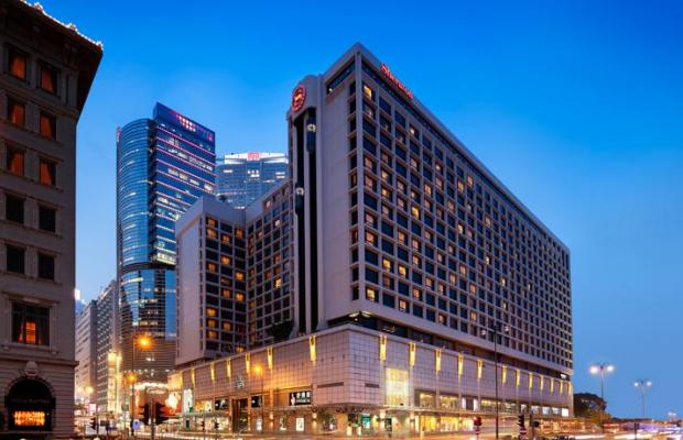фотографии отеля Sheraton Hong Kong Hotel & Towers изображение №19
