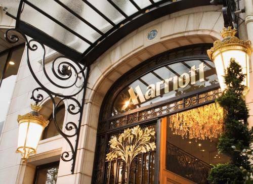 фото отеля Marriott Hotel Champs-Elysees изображение №1
