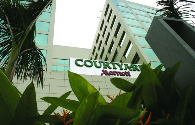 фото отеля Courtyard by Marriott Chennai изображение №1