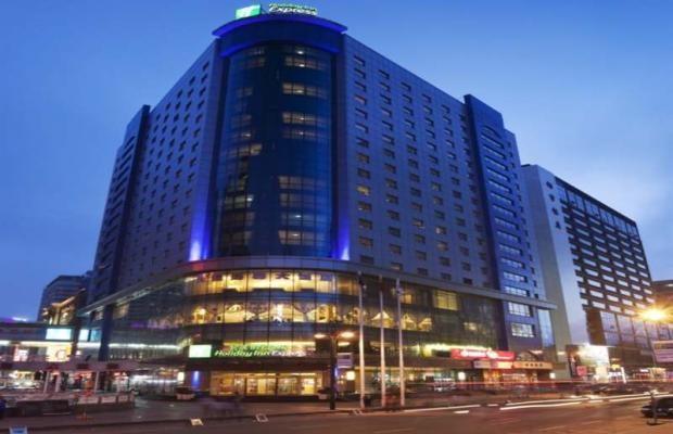 фотографии Holiday Inn Express Dalian City Centre (ex. Express by Holiday Inn City) изображение №28