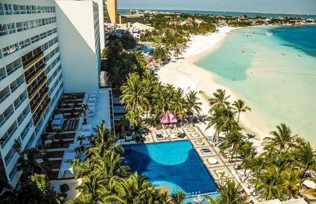 фотографии отеля Dreams Sands Cancun Resort & Spa (ex. Be Live Grand Viva Beach; Grand Oasis Viva Beach) изображение №11