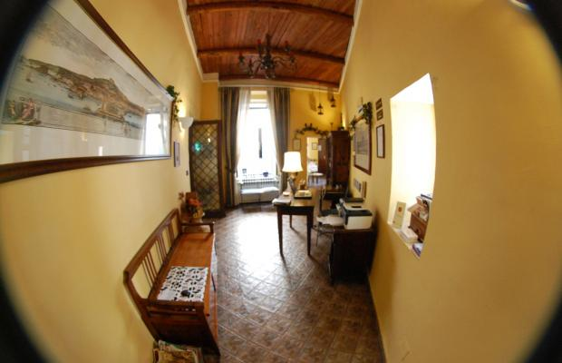 фотографии отеля Bed and Breakfast Napoli I Visconti изображение №15