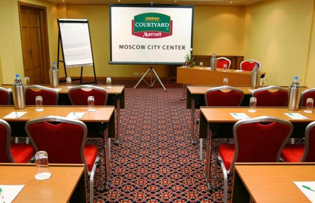 фотографии отеля Courtyard by Marriott Moscow City Center изображение №11