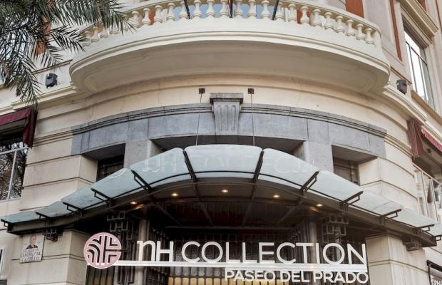 фото NH Collection Madrid Paseo del Prado (ex. Gran Hotel Canarias) изображение №18