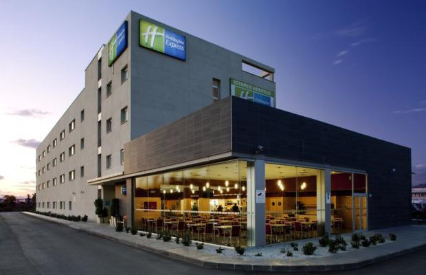 фотографии Holiday Inn Express Malaga Airport изображение №4