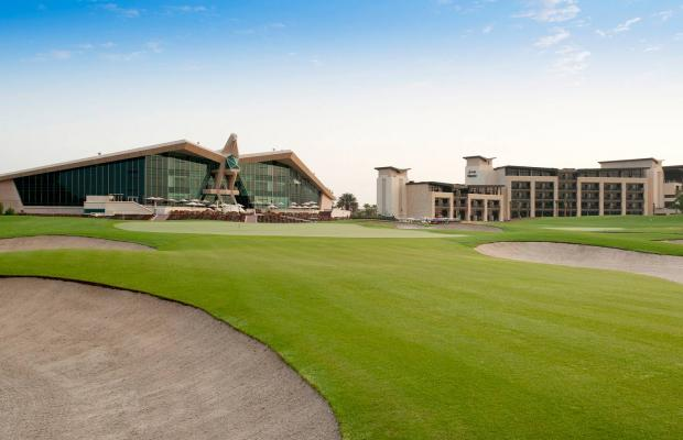 фото отеля The Westin Abu Dhabi Golf Resort & Spa изображение №1