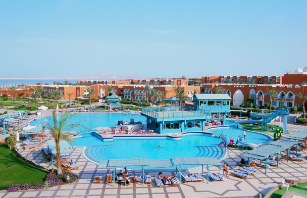 фото отеля Rixos Seagate Sharm (ex. Tropicana Grand Azure, LTI Grand Azure Resort) изображение №1