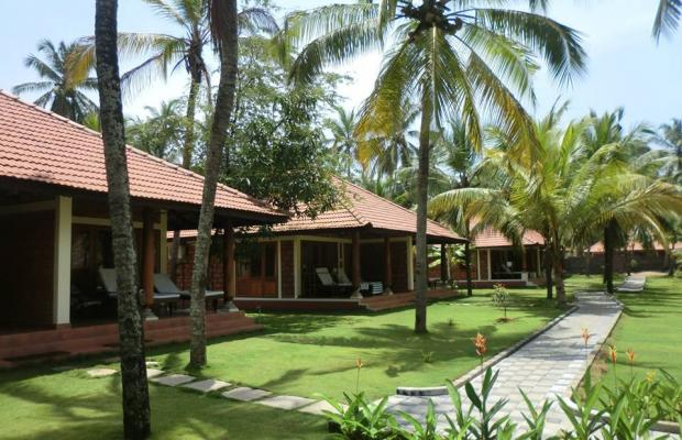 фотографии отеля The Nattika Beach Ayurveda Resort изображение №27
