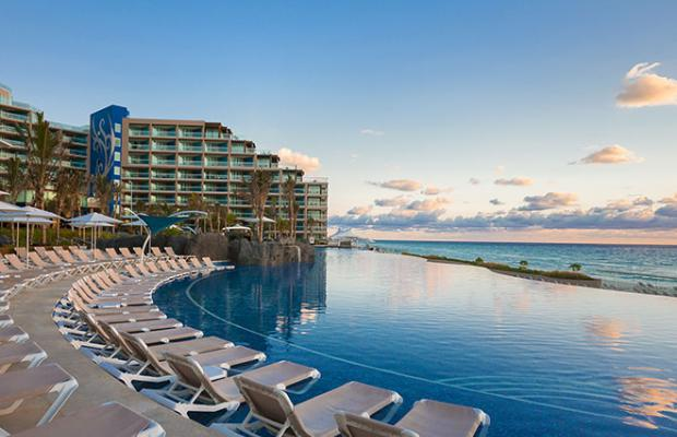 фото Hard Rock Cancun (ex. Cancun Palace Resort) изображение №34