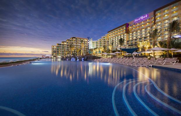 фотографии Hard Rock Cancun (ex. Cancun Palace Resort) изображение №36