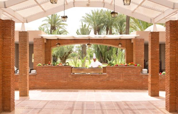 фотографии отеля Pullman Marrakech Palmeraie Resort and Spa (ex. Coralia Club Marrakech Palmariva) изображение №11