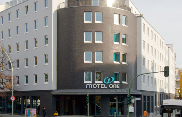 фото отеля Motel One Berlin Bellevue изображение №1