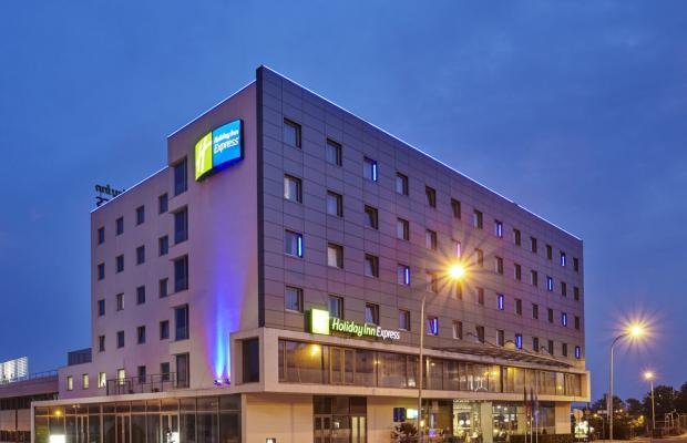 фотографии отеля Holiday Inn Express Lisbon - Alfragide изображение №23