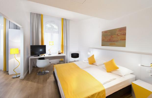 фотографии отеля Wyndham Garden Duesseldorf City Centre Koenigsallee (ex. Grand City Hotel Dusseldorf Koenigsallee; Four Points by Sheraton) изображение №7