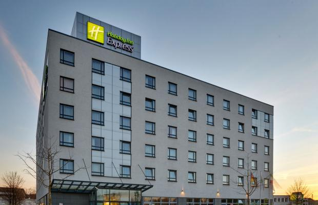 фотографии Holiday Inn Express Dusseldorf - City North (ex. Express by Holiday Inn Nord) изображение №32