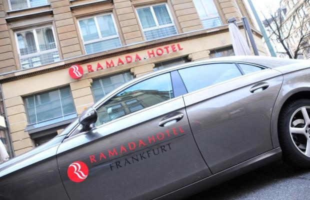 фото отеля Ramada Frankfurt City Centre & Financial District изображение №9