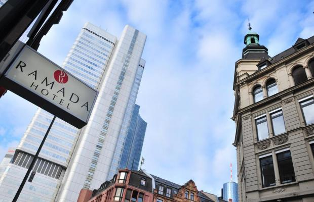 фотографии отеля Ramada Frankfurt City Centre & Financial District изображение №7