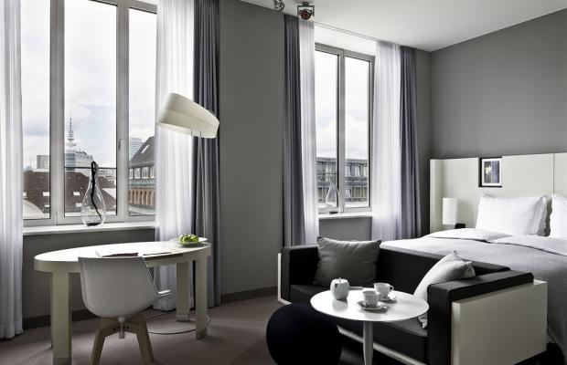 фотографии Sofitel Hamburg Alter Wall (ех. Dorint Am Alten Wall) изображение №24