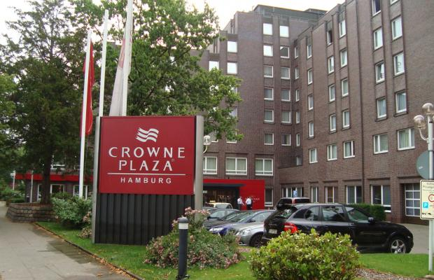 фото Crowne Plaza Hamburg - City Alster изображение №6