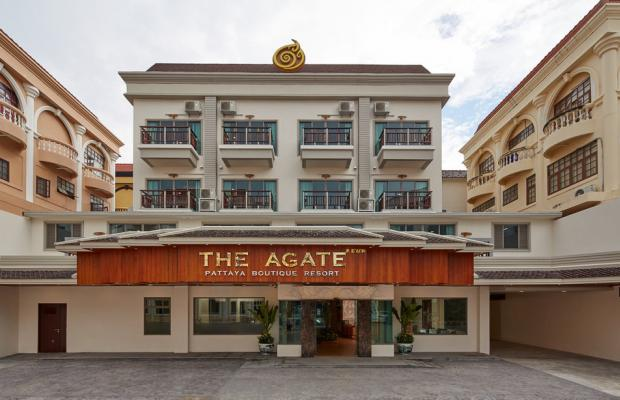 фотографии отеля The Agate Pattaya Boutique Resort изображение №27