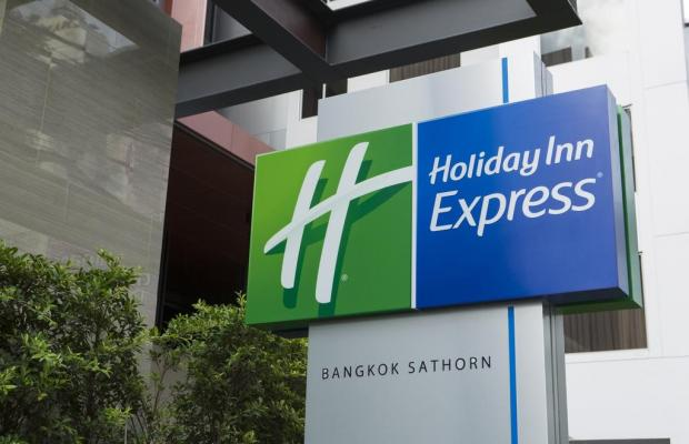 фото Holiday Inn Express Bangkok Sathorn изображение №6