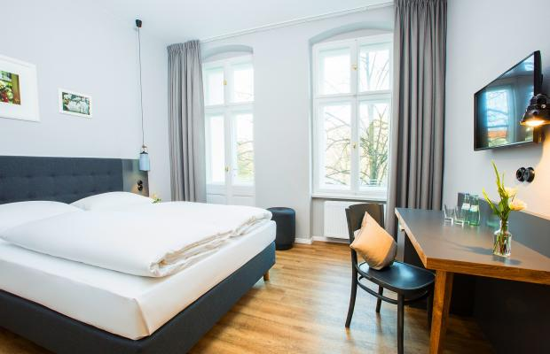 фотографии отеля Hotel am Forum Steglitz (ex. AKZENT Hotel Am Forum Steglitz) изображение №19