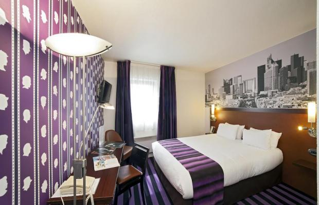 фотографии Qualys Hotel Nanterre Paris La Defense изображение №24