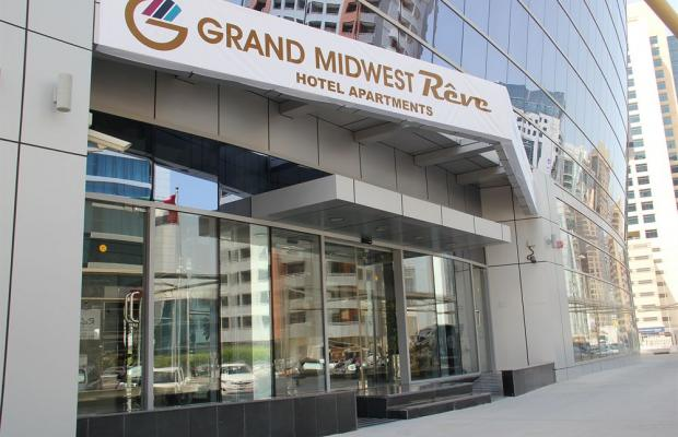 фото отеля Grand Midwest Reve Hotel Apartments изображение №33