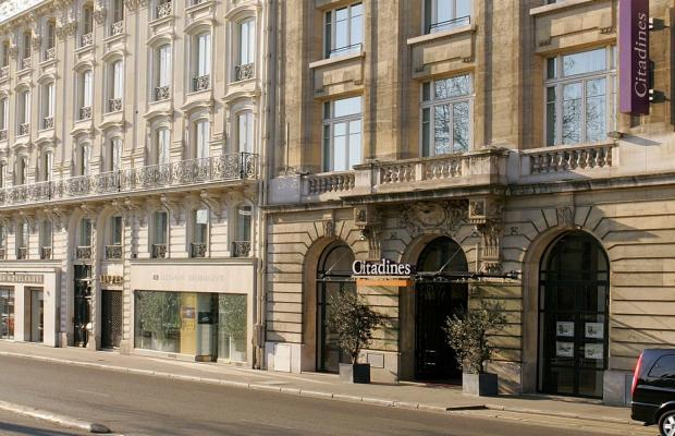 фото отеля Citadines Saint-Germain-des-Pres Paris изображение №1