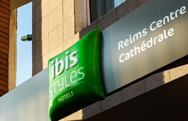 фотографии Ibis Styles Reims Centre (ex. Express by Holiday Inn Reims) изображение №20