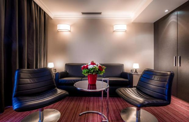 фотографии отеля Holiday Inn Paris Gare Montparnasse (ex. Holiday Inn Paris Montparnasse-Avenue du Maine) изображение №19