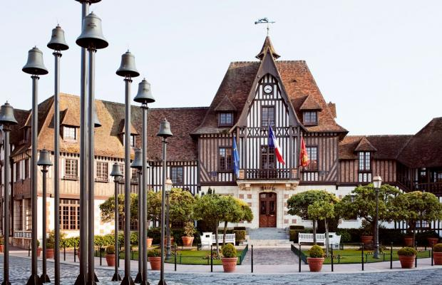 фото отеля Mercure Deauville Centre Hotel (ех. Mercure Yacht Club; Libertel Yacht Club) изображение №1