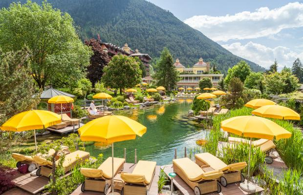 фотографии отеля Wellnessresidenz Alpenrose Superior Hotel изображение №71