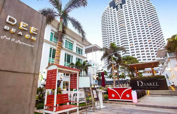 фотографии D Varee Jomtien Beach (ex.Furama Jomtien Beach; Nusa Playa Hotel & SPA) изображение №40