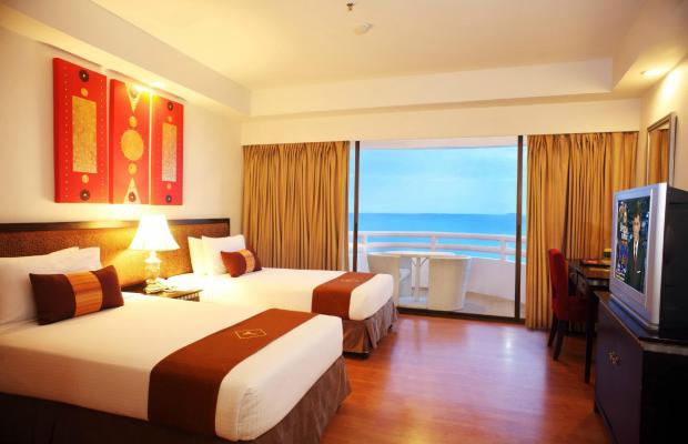 фото отеля D Varee Jomtien Beach (ex.Furama Jomtien Beach; Nusa Playa Hotel & SPA) изображение №9
