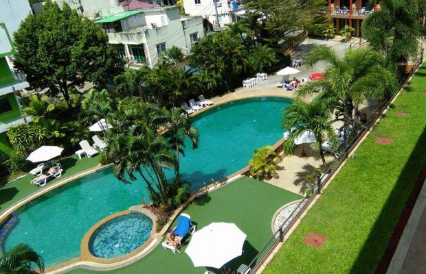 фотографии отеля Casa Del M Patong Beach (ex. The M Resort Phuket; Patong Green Mountain Hotel) изображение №3