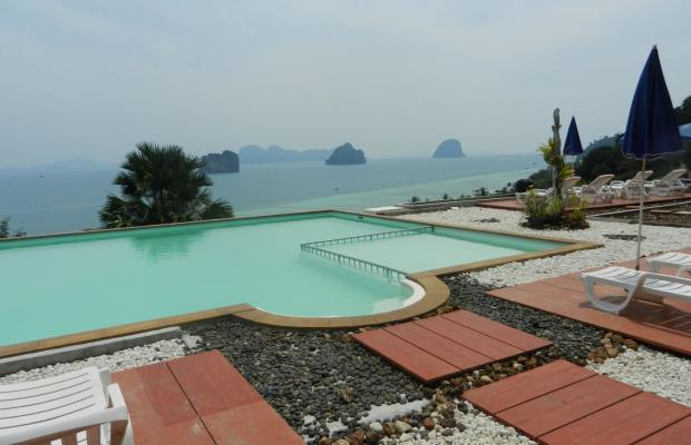 фото Koh Ngai Cliff Beach Resort (ex. The Chateau Hill Resort) изображение №2