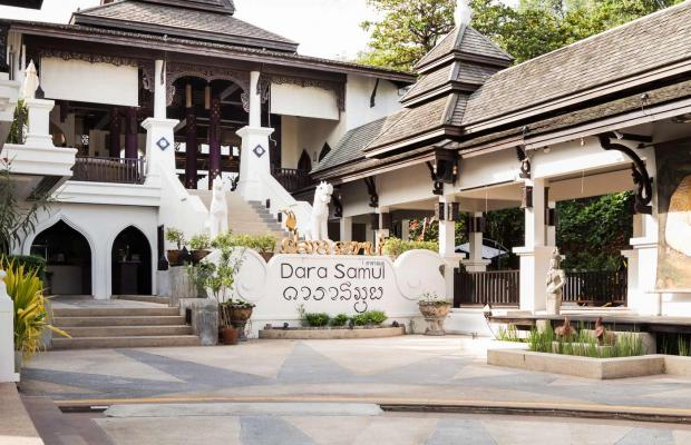 фотографии отеля Dara Samui Beach Resort & Spa Villa изображение №19