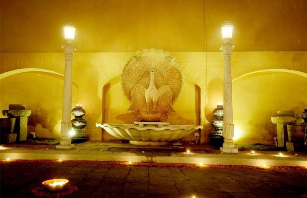 фото Chomu Palace - Dangayach Hotels Jaipur изображение №18