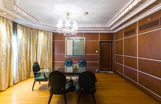 фото отеля Hyderabad Marriott Hotel & Convention Centre изображение №33