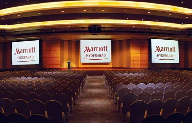фото Hyderabad Marriott Hotel & Convention Centre изображение №6