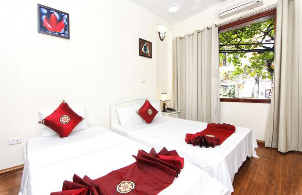 фотографии Hanoi Central Homestay Inn & Travel ( ех. Hanoi Aurora Hotel) изображение №12