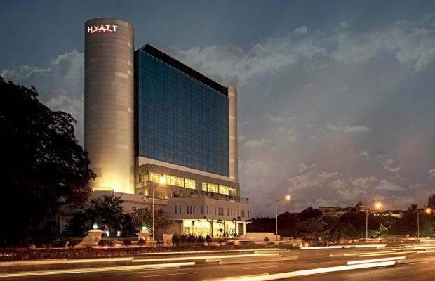 фотографии отеля Hyatt Regency Chennai изображение №51