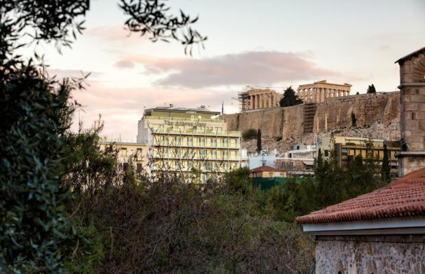 фото отеля The Athens Gate Hotel изображение №13