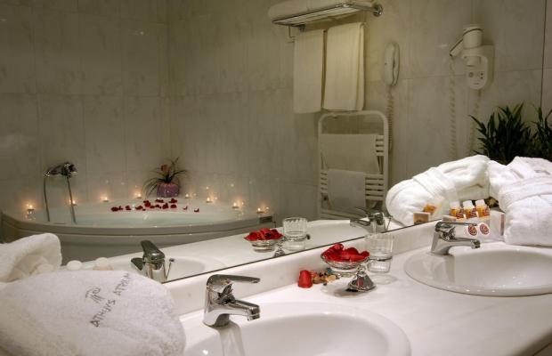 фотографии отеля Athens Atrium Hotel & Suites  изображение №3