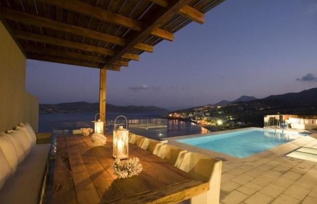 фотографии отеля Elounda Blue Villa изображение №11